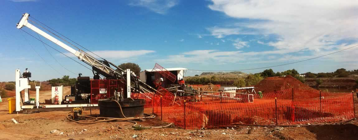shallow angle drilling rigs wa